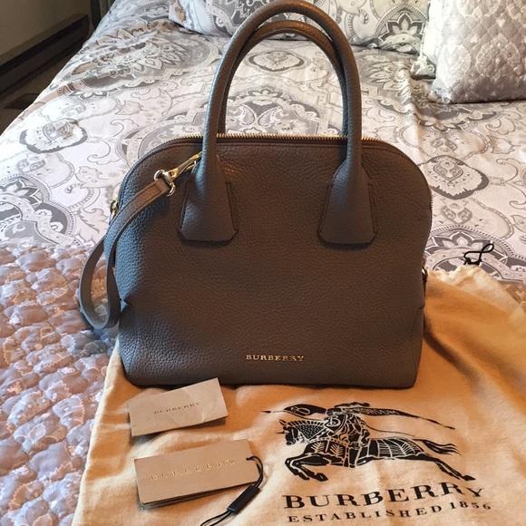 63b5ec238b Burberry Handbags - Burberry Greenwood Bag